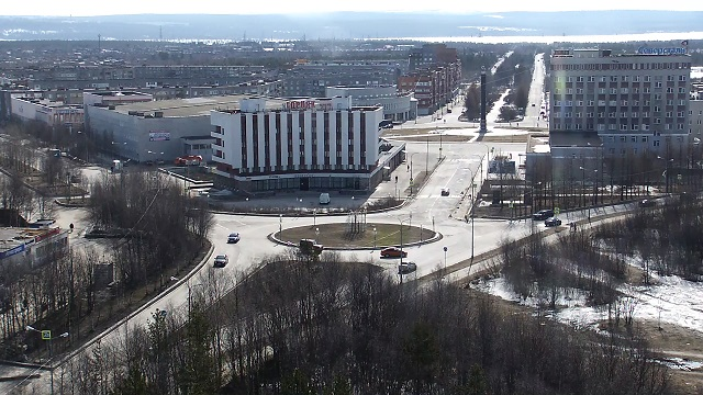 Оленегорск - камера 2